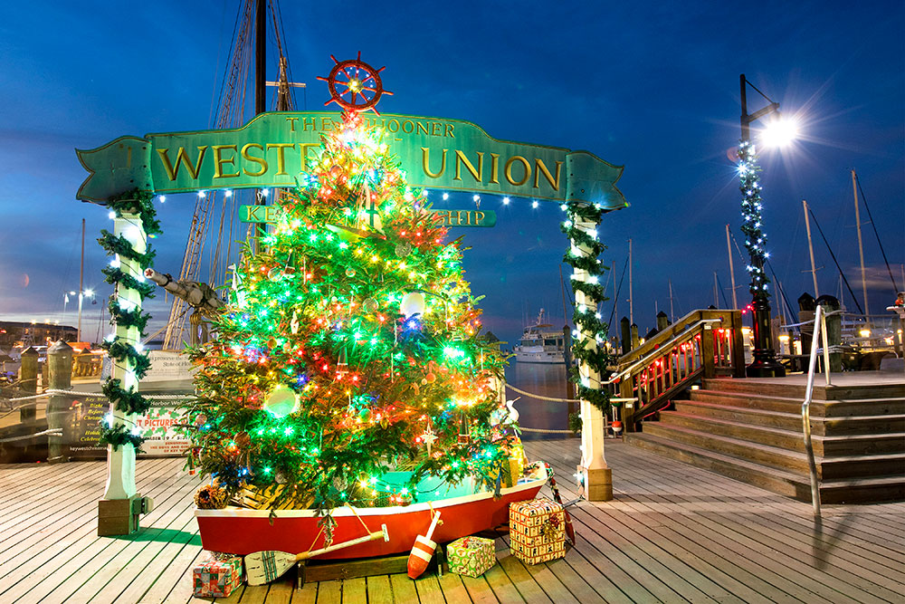 Key West Christmas Holiday Events and Calendar